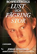 All Things Fair 1995 Movie poster Johan Widerberg
