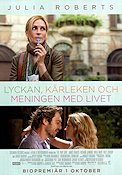 Eat Pray Love 2010 poster Julia Roberts
