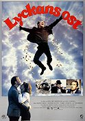 Lyckans ost 1983 Movie poster Anders �berg