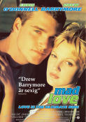 Mad Love 1995 poster Chris O'Donnell