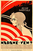 Madam Who 1917 poster Bessie Barriscale Reginald Barker