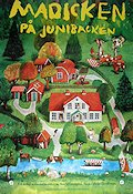 Madicken p� Junibacken 1980 Movie poster Jonna Liljendal