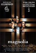 Magnolia 1999 Movie poster Tom Cruise Paul Thomas Anderson