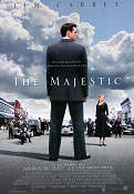 The Majestic 2001 poster Jim Carrey Frank Darabont