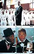 Malcolm X 1992 lobby card set Denzel Washington Spike Lee