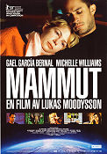 Mammoth 2009 Movie poster Gael Garcia Bernal Lukas Moodysson