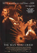 The Man Who Cried 2000 Movie poster Christina Ricci Sally Potter