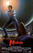 Manhunter 1986 Movie poster William Petersen Michael Mann