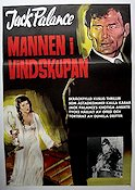 The Man in the Attic 1954 Movie poster Jack Palance