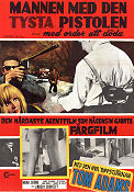 Licenced to Kill 1965 poster Tom Adams Lindsay Shonteff