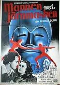 The Man in the Iron Mask 1939 poster Louis Hayward