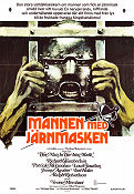 The Man in the Iron Mask 1977 poster Richard Chamberlain