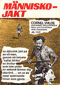 The Naked Prey 1965 poster Gert van den Bergh Cornel Wilde