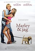 Marley and Me 2009 Movie poster Owen Wilson