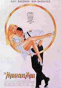 The Marrying Man 1991 Movie poster Kim Basinger Jerry Rees