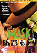 The Mask 1994 Movie poster Jim Carrey