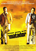 The Matador 2005 Movie poster Pierce Brosnan