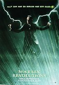 The Matrix Revolutions 2003 Movie poster Hugo Weaving