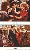 Maxie 1985 lobby card set Glenn Close
