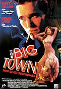 The Big Town 1987 poster Matt Dillon
