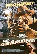The Public Eye 1992 Movie poster Joe Pesci