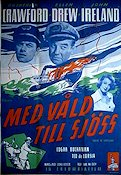 Cargo to Capetown 1950 poster Broderick Crawford