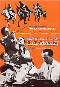 Beat the Devil 1953 poster Humphrey Bogart John Huston