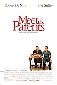 Meet the Parents 2000 Movie poster Robert De Niro