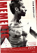 Memento 2000 poster Guy Pearce Christopher Nolan