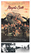 Memphis Belle 1990 Movie poster Matthew Modine