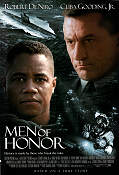 Men of Honor 2000 poster Robert De Niro George Tillman Jr