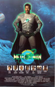 The Meteor Man 1993 Movie poster Robert Townsend