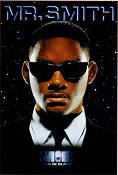 MIB Men in Black 1997 Movie poster Will Smith