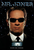 MIB Men in Black 1997 Movie poster Tommy Lee Jones