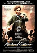 Michael Collins 1996 Movie poster Liam Neeson