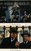 Michael Collins 1996 Lobby card set Liam Neeson