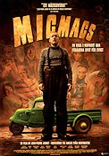 Micmacs 2009 Movie poster Dany Boon Jean-Pierre Jeunet