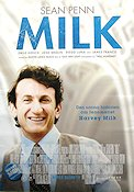 Milk 2008 Movie poster Sean Penn Gus Van Sant