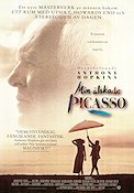 Min älskade Picasso 1996 poster Anthony Hopkins James Ivory