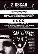 My Left Foot 1989 poster Daniel Day-Lewis