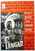 My 6 Convicts 1953 poster Millard Mitchell