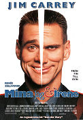 Me Myself and Irene 2000 poster Jim Carrey