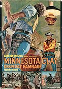 Minnesota Clay 1965 Movie poster Cameron Mitchell