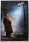 Miracle on 34th Street 1994 Movie poster Richard Attenborough
