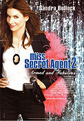 Miss Secret Agent 2 2005 Movie poster Sandra Bullock