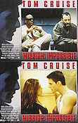 Mission Impossible 1996 lobby card set Tom Cruise Brian De Palma