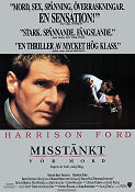 Presumed Innocent 1990 poster Harrison Ford Alan J Pakula