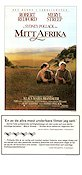 Out of Africa 1985 poster Meryl Streep Sydney Pollack