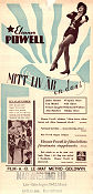 Born to Dance 1936 poster Eleanor Powell Roy Del Ruth