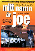 My Name is Joe 1998 Movie poster Peter Mullan Ken Loach